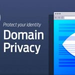 domain privacy banner