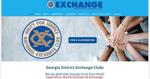 GA Exchange Club