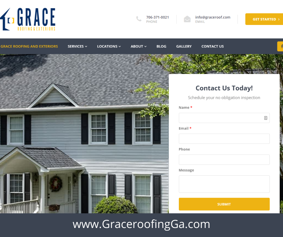 Grace Roofing Company