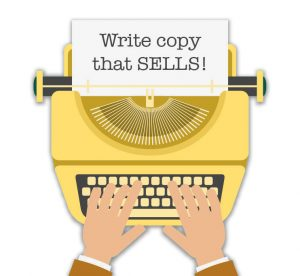 write copy that sells